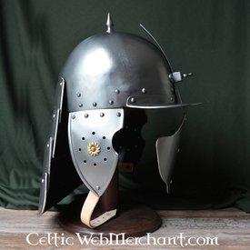 Burgonet with visor