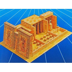 Model building kit Temple of Amon (Karnak)