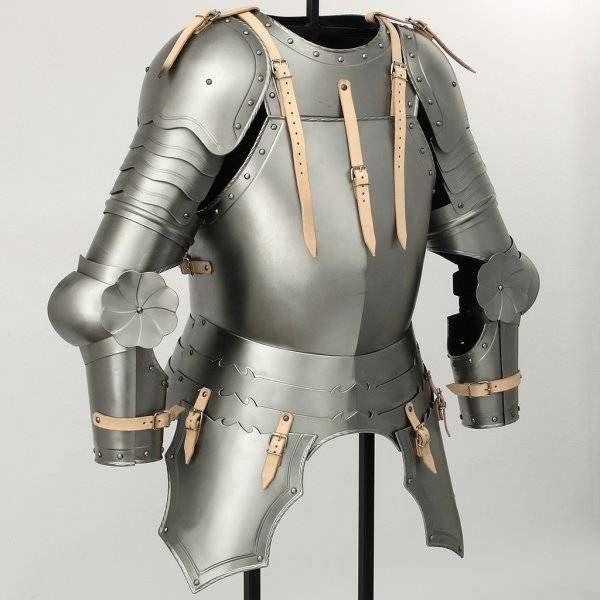 15th century half armour