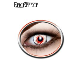 Epic Armoury Coloured Contact Lenses Bloodshot, LARP Accessories