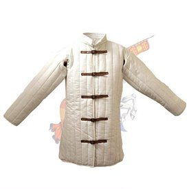 Deepeeka 15th century gambeson with straps