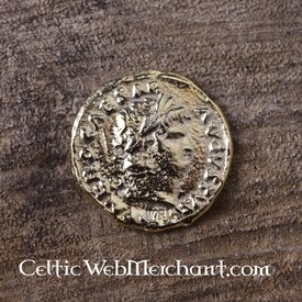 Roman aureus Nero