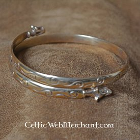 Viking upper arm bracelet