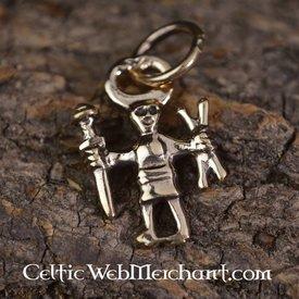 Uppland Odin jewel