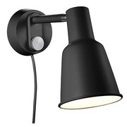 Nordlux Wall Lamp - Patton - Black