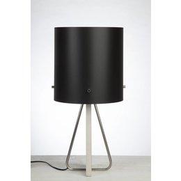 Senzz Tafellamp - WIT-Zwart