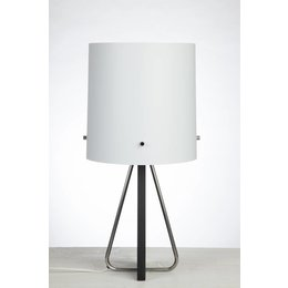 Senzz Table lamp - BLACK-White