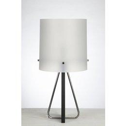 Senzz Tafellamp - ZWART-Transparant