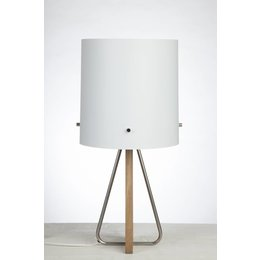 Senzz Table lamp - OAK-White