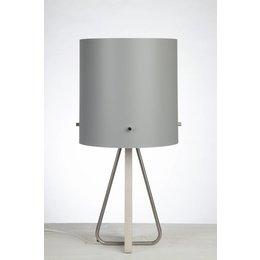 Senzz Tafellamp - WIT-Licht Grijs