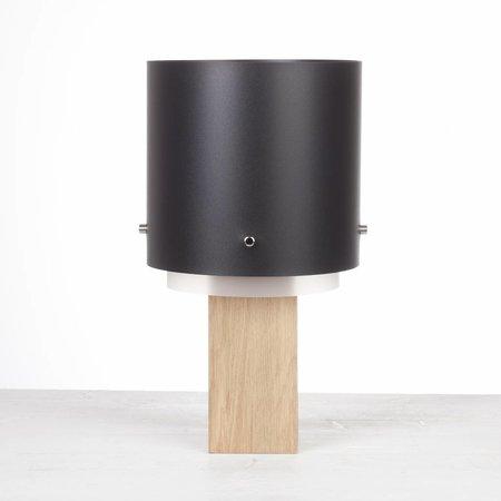 Senzz Tafellamp - BLANK-Zwart