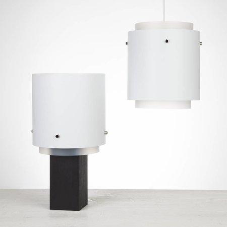 Senzz Tafellamp - ZWART-Wit