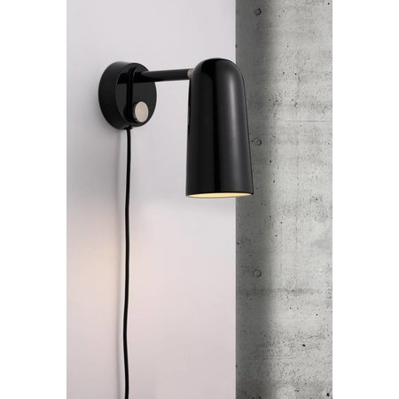 Nordlux Wall Lamp - Tippy- Black