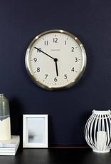 Newgate The Spy - Wall Clock - Steel