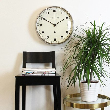 Newgate The Chrysler - Wall Clock - Steel