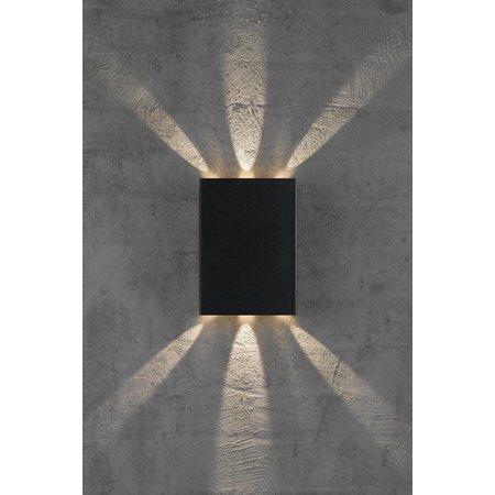 Nordlux Fold - Buitenlamp - Zwart