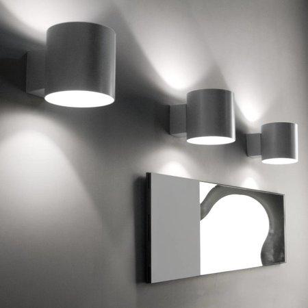 Martinelli Luce Wall Lamp - Tube - White - 14 cm