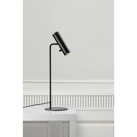 Nordlux MIB 6 - Table lamp - Black