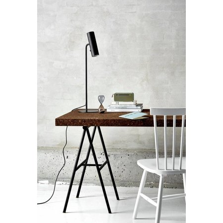Nordlux MIB 6 - Tafellamp - Zwart