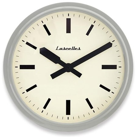 Lacelles Station clock - Gey