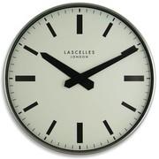 Lacelles Stationsklok - Zilver