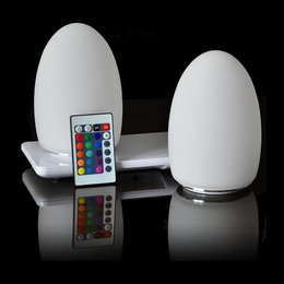 Insight Egg chargeable lamp set