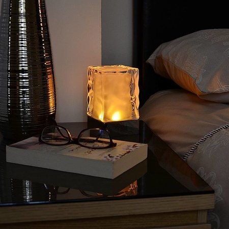 Insight Swirl chargeable lamp set