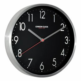 London clock Clock Titanium Mirage