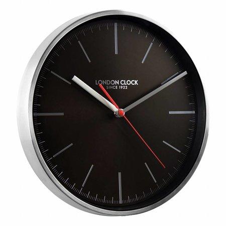 London clock Clock Titanium Glide