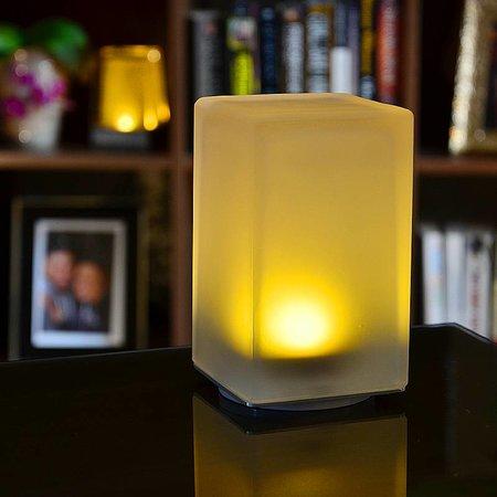 Insight Square Oplaadbare lampen set