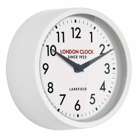 London clock Clock Station - Horwich - White