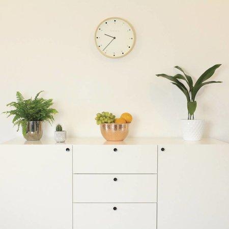 Newgate Mr Clarke - Wall Clock - Wood