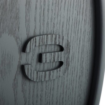 NeXtime Wall clock-Wood Wood Medium-35 cm-Brown