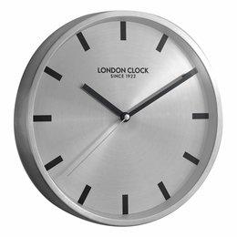 London clock Keukenklok - Sleek - Zilver