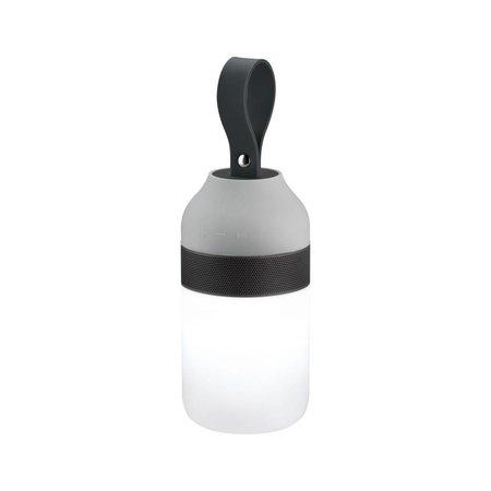Paulmann Outdoor Mobile Tafellamp Clutch-USB-Luidspreker dimbaar