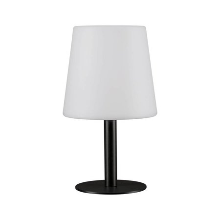 Paulmann Outdoor Mobile tafellamp-Placido-oplaadbaar-USB-dimbaar