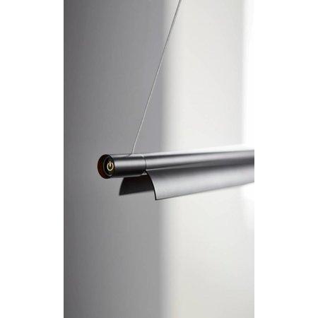 Nordlux Hanging lamp SpaceB - LED - Black