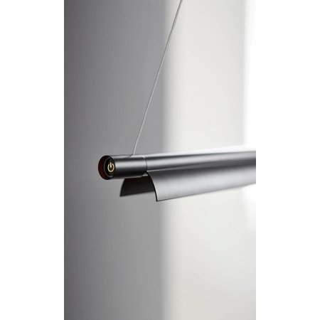 Nordlux SpaceB - Hanglamp LED - Zwart