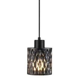 Nordlux Pendant lamp-Hollywood-smoked glass