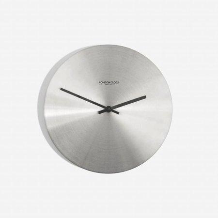London clock Clock - Alloy Chrome