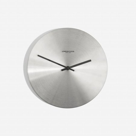 London clock Keukenklok - Alloy Chrome