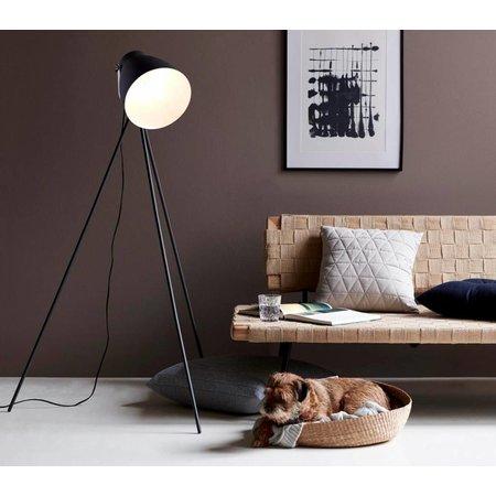 Nordlux Largo - Floor lamp- Black
