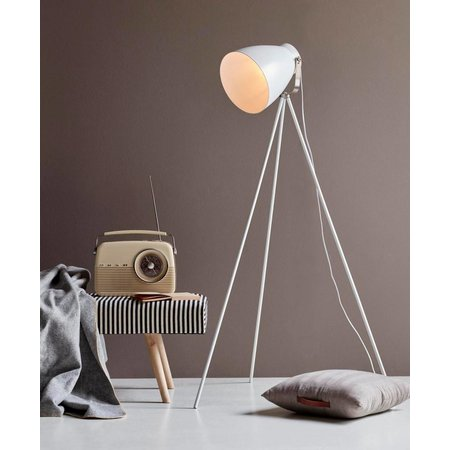 Nordlux Largo - Floor lamp- White