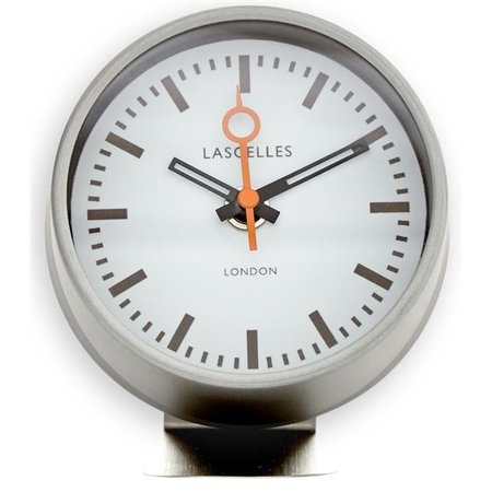 Lacelles London Alarm Clock - Grey