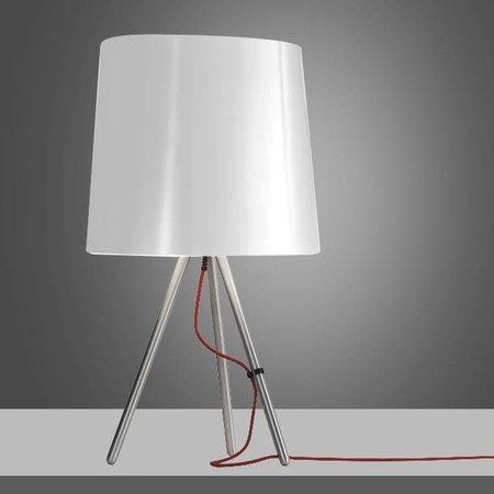 Martinelli Luce EVA - Tafellamp - Wit