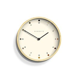 Newgate Mr Clarke - Wall Clock - Wood