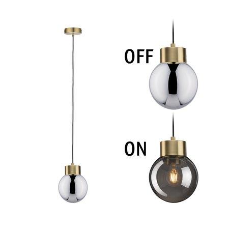 Paulmann Neordic Linja-Pendant lamp-Glass