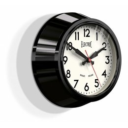 "Newgate Small ""Electric"" Wall Clock"