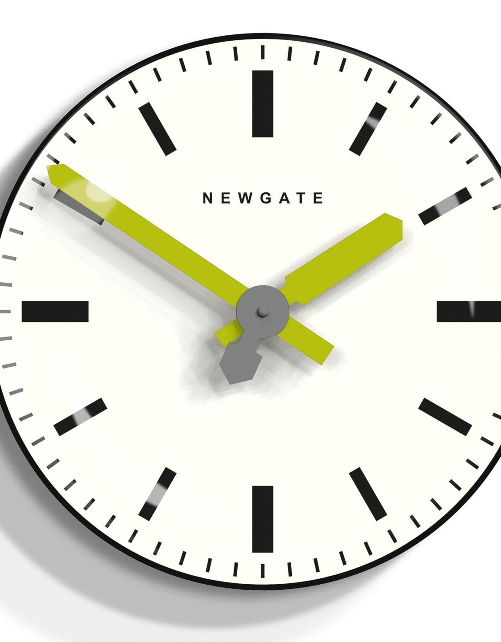 Newgate Timepill Wall Clock-G