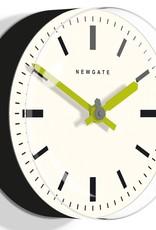 Newgate Timepill - wandklok - Zwart